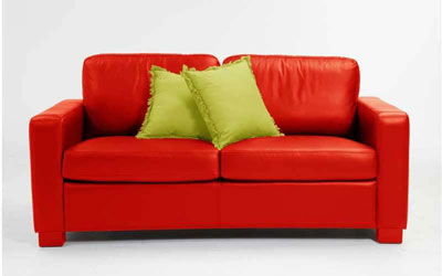 Color Correction Sofa