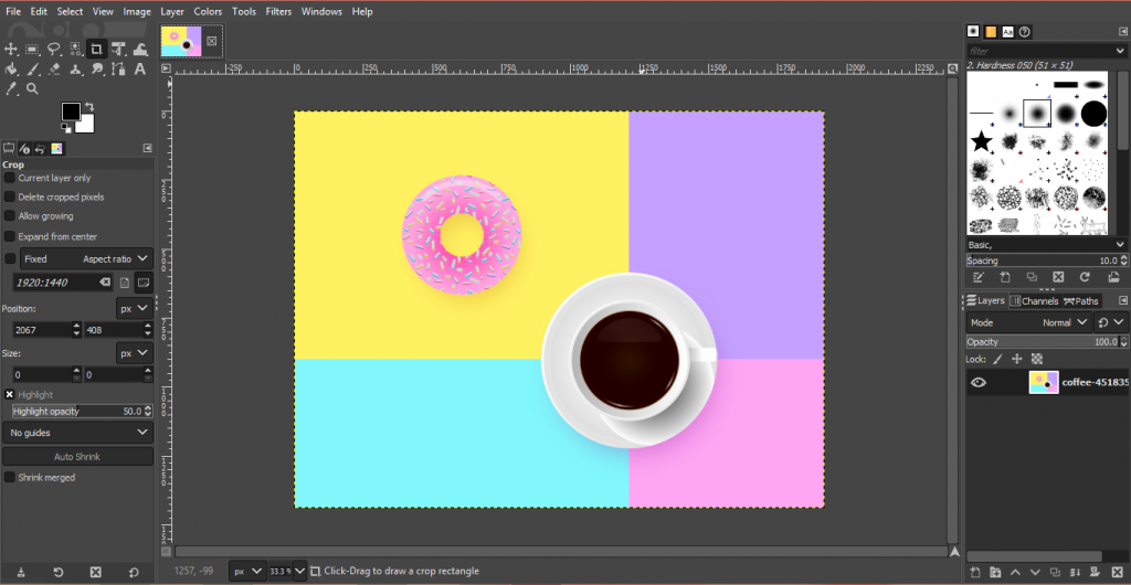 Cut Out Image In Photoshop 17