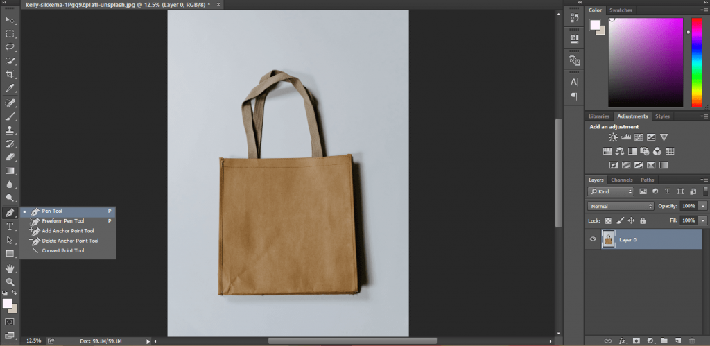 How to change background color in photoshop 27