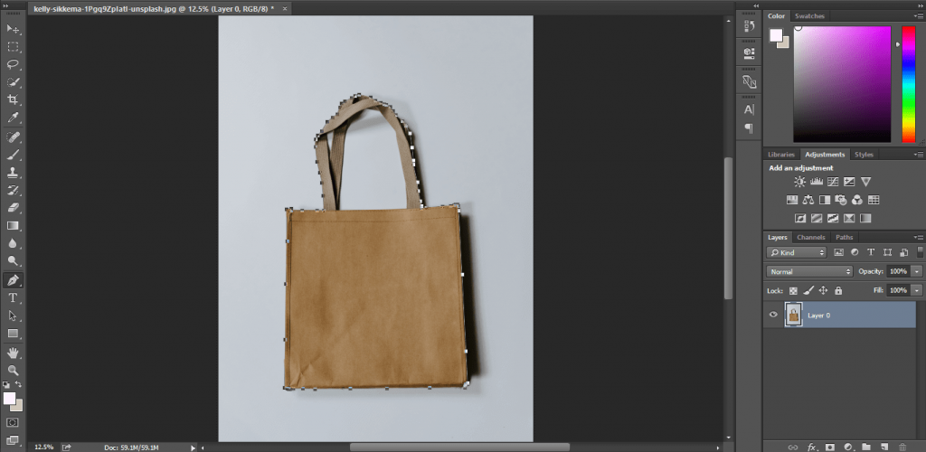 How to change background color in photoshop 28