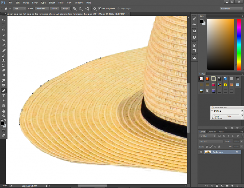 Photoshop Clipping Path Service 02