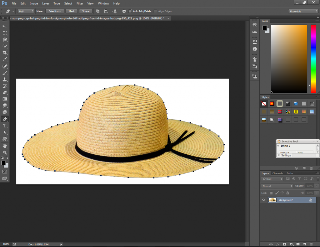 Photoshop Clipping Path Service 03