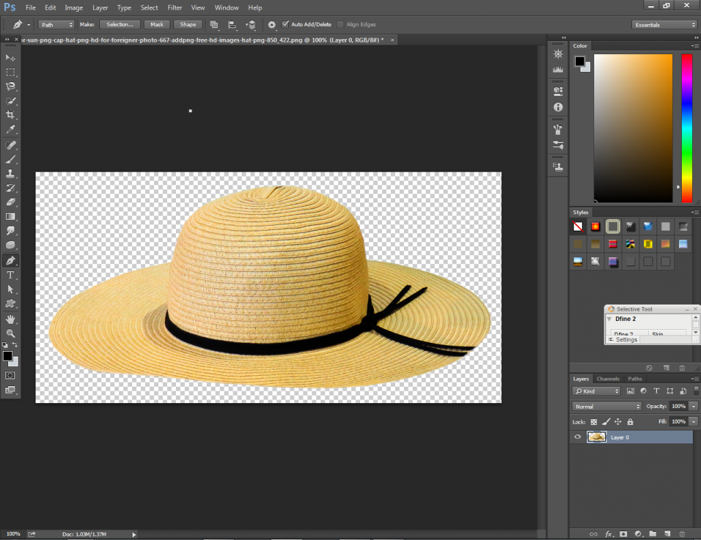 Photoshop Clipping Path Service 05