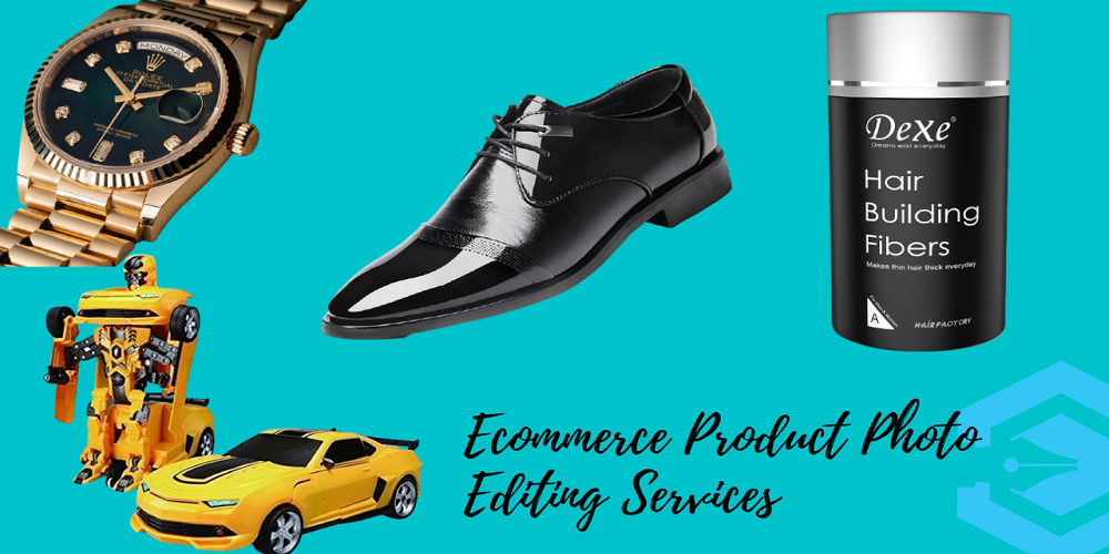 Ecommerce Product Photo Editing Services